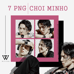 SONG MINHO PNG PACK by Fuckthesch00l