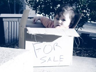 Baby for Sale by Meliu