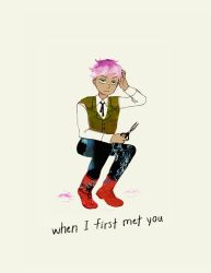 when I first met you by jknozmo