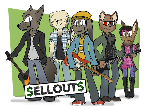 $ELLOUT$ V2 by Kev-Dee