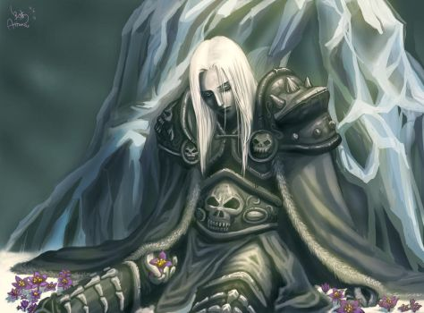 Rest in Peace, Arthas... by Athena-Erocith