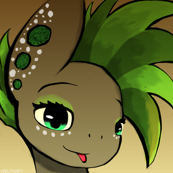 'Coz I'm Lime Shaker by WOLFKRFT