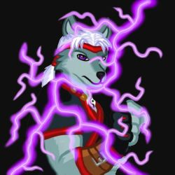 Virtue Measured in Volts by One-EyedWolf