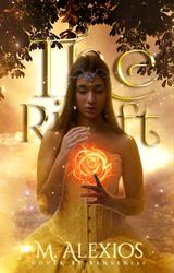 Cover#17 The Rift by Baneen232