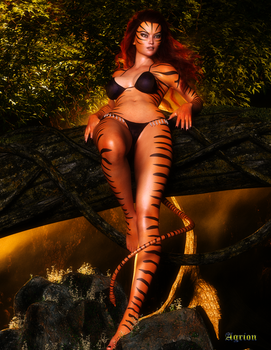 Tigra by Agr1on