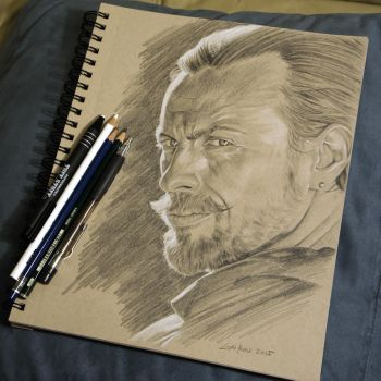 James Flint by GEIKOUart