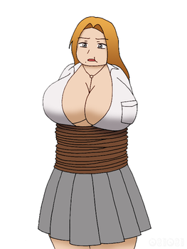 Request: Rangiku WG by gomyugomyu