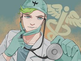 Trust me, I'm a doctor by KaiMidnightwave