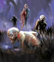 Undead by Mitchellnolte