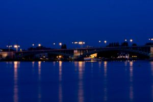 Mainz at night 7 by ChristophMaier