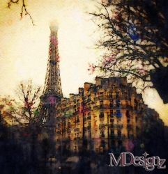 I Love Paris In October by 33M