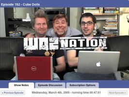 WOZ Nation by xtraa
