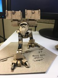 Catapult Mech LRM Hatches Closed by Cromwell300