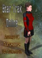STO Antares Uniforms for V4 Courageous by mylochka
