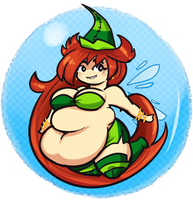 Thicc Fairy by LLuxury