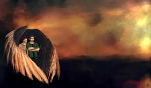 I'll watch over you. by Ariada