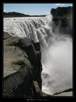 Dettifoss by Crooty