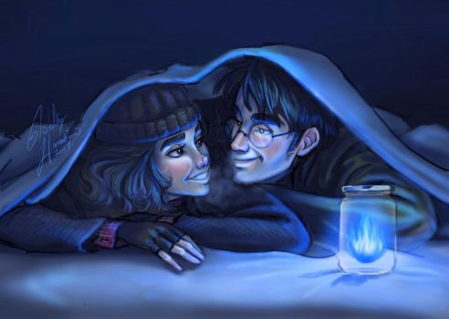 Your Warmth - HP by Asha47110