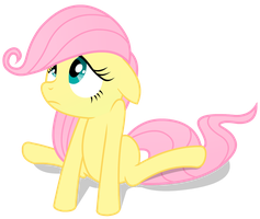 Just filly Shy by negasun