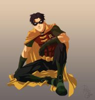 Jason Todd by phil-cho