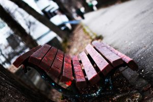 lonely in the park by the3godfathersteve
