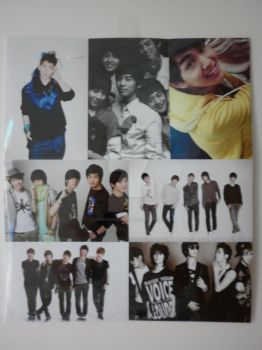 SHINee multi photos poster 1 by YuukiCrossKisa-VK