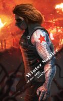 Winter Soldier by wongtszking