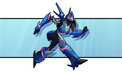 ::TFP:: Arcee on the move by Lumen-Terra