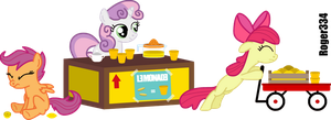 The Lemonade Stand by Roger334