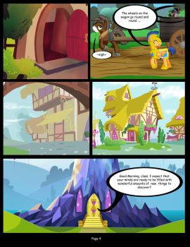 MLP: Lost Kingdom Chapter 1: Page 4 by Dragonlover50