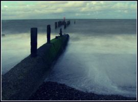 To the sea. by chivt800