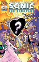 Sonic The Hedgehog Issue 174 (Request) by ameth18