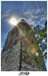 ruin hdr by djunity