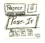 Project Post-It by MarissaWalker