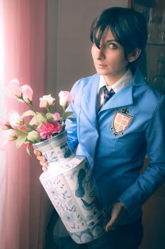 Haruhi - Oh not again... by Aliceincosplayland