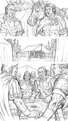 Caesar and the Battle of Alesia Page 03 by JerMohler