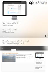 Simple Website Beta 1 by lgkonline