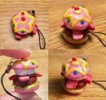 Sailor Moon Crystal Burger Charm by Tronomics