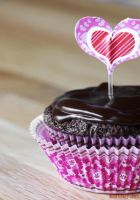 Chocolate-Orange-Cupcake by Cailleanne