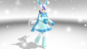 Glaceon Haku by Your-friend-Sushi