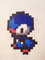 pixleated piplup by AmazinPerson