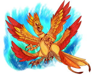 Firebird by resize2