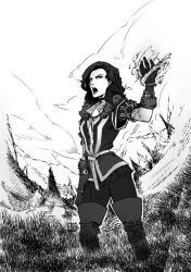 Yennefer by AlexKendaoh