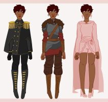 OC // Nicholya Outfit Reference by galaxytxt