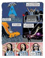 Electric Daisy Dreaming, Page 2 by pjperez