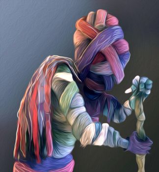 Ribbons by entityNULL