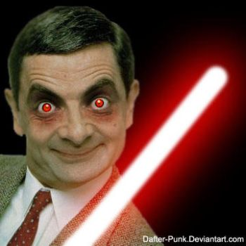 Sith Mr Bean by dafter-punk