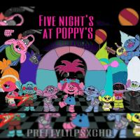 Five night's at Poppy's  (fan made by me) by Rainbow696