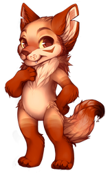 YOTE paintie by vintagecoyote