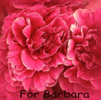 For Barbara by Sisterslaughter165